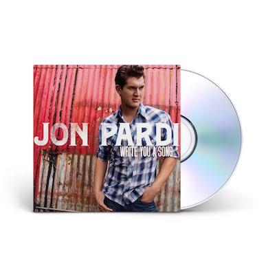 Jon Pardi Write You A Song CD