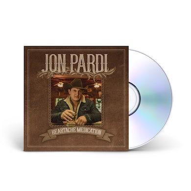 Jon Pardi Heartache Medication CD