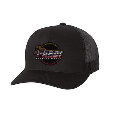 Jon Pardi Chrome Logo Trucker Hat