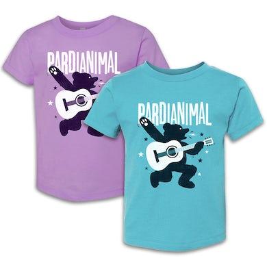 Jon Pardi Pardianimal Kids Tee