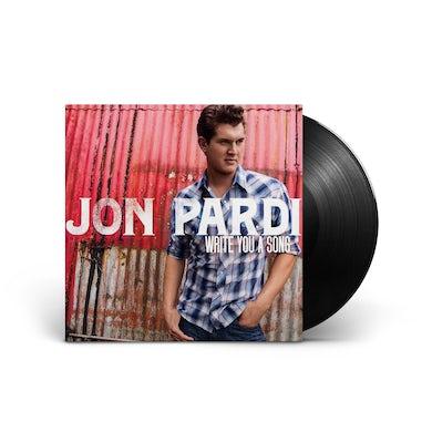 Jon Pardi Write You A Song LP (Vinyl)