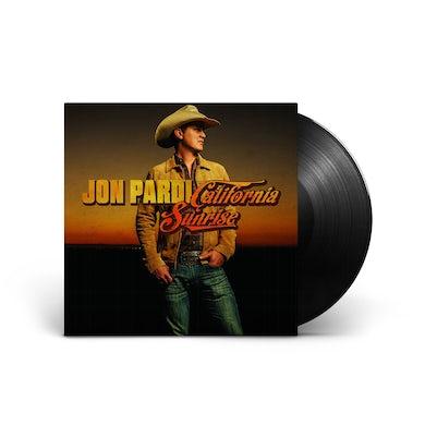 Jon Pardi California Sunrise Vinyl