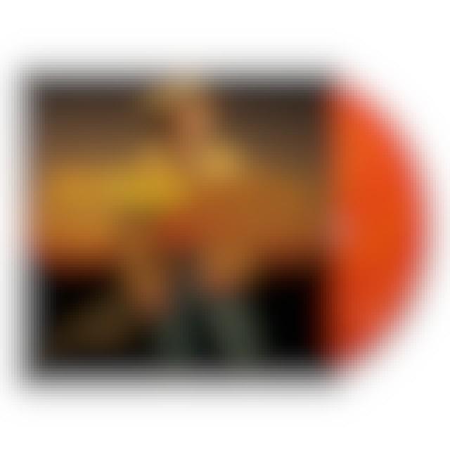 Jon Pardi Limited Edition California Sunrise Orange Vinyl