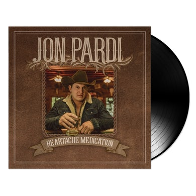 Jon Pardi Heartache Medication Vinyl