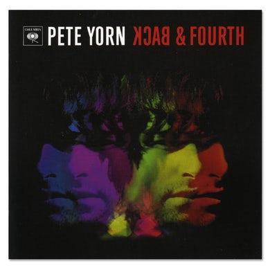 Pete Yorn Back and Fourth CD