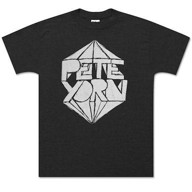 Pete Yorn Metallic Logo T-shirt