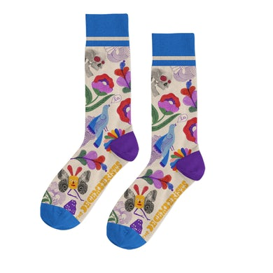 The Decemberists 'I'll Be Your Girl' Socks