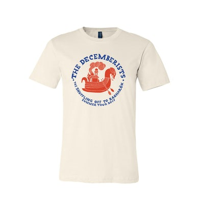 The Decemberists The Shuffling Off To Ragnaok Summer Tour 2017 Tee