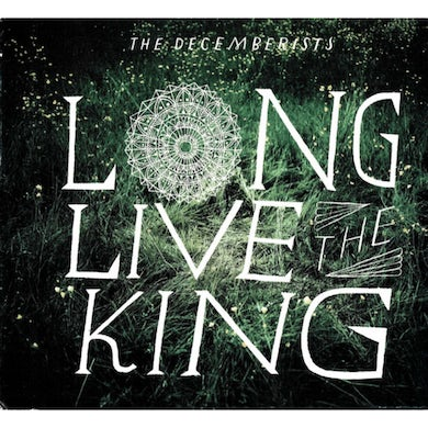 The Decemberists Long Live The King EP LP (Vinyl)