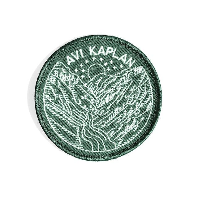 Avi Kaplan Mountain Patch