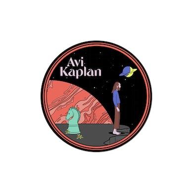 Avi Kaplan It Knows Me Sticker