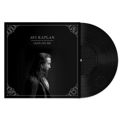 Avi Kaplan Lean On Me EP – Limited Edition Signed & Etched Vinyl