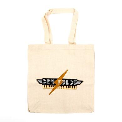Ben Folds Lightning Bolt Tote Bag