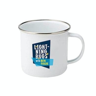 Ben Folds Lightning Bugs 12oz Enamel Mug
