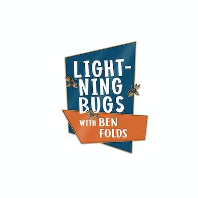 Ben Folds Lightning Bugs Enamel Pin