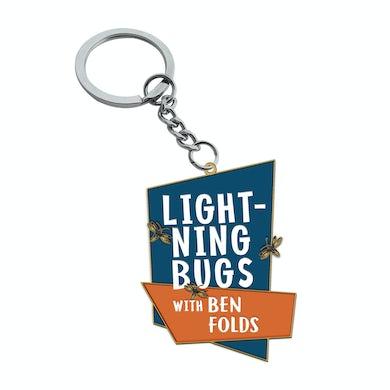 Ben Folds Lightning Bugs Enamel Keychain
