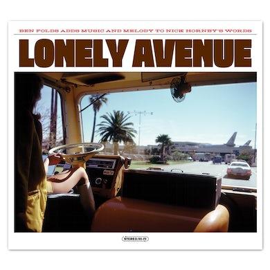 Ben Folds Lonely Avenue CD