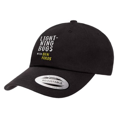 Ben Folds Lightning Bugs Dad Hat