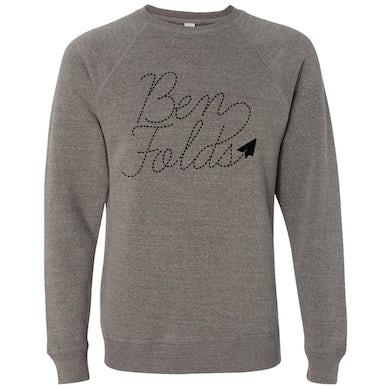 Ben Folds Flight Script Raglan Pullover