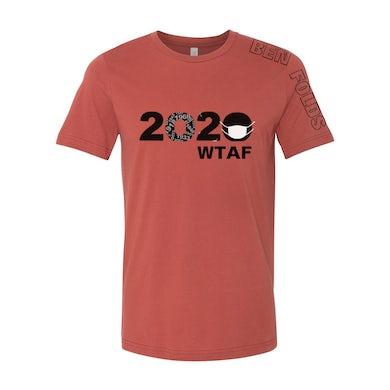 Ben Folds 2020 WTAF T-shirt