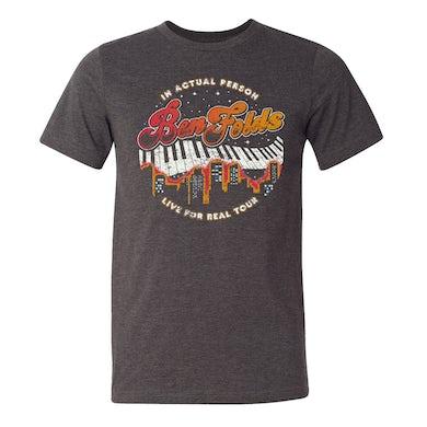 Ben Folds 2021 Tour T-shirt