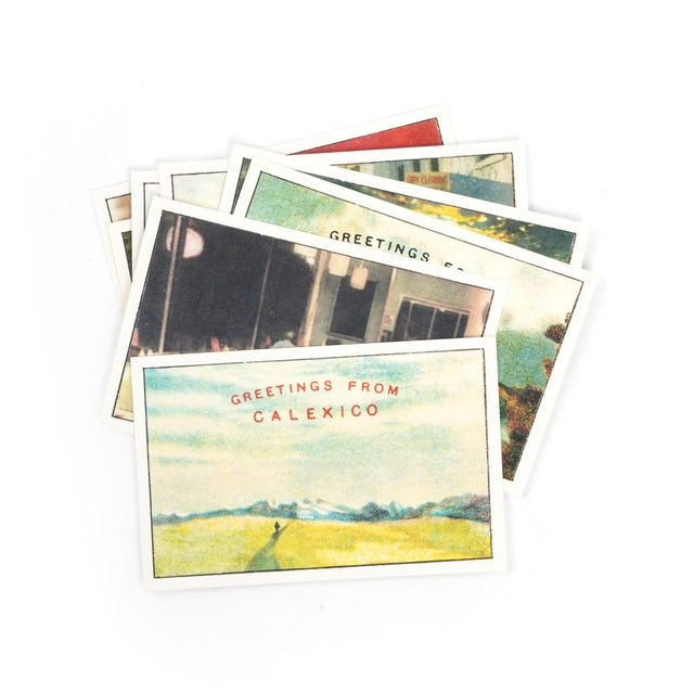 Calexico Postcard Pack