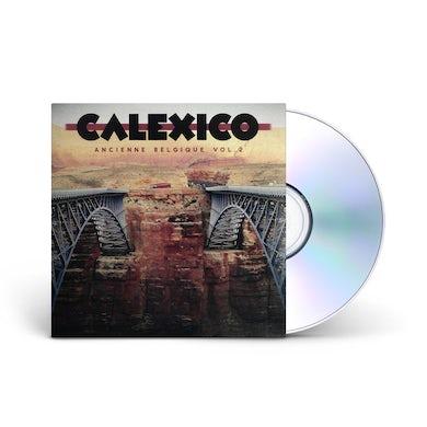 Calexico Ancienne Belgique Vol. 2 CD