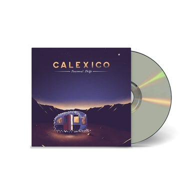 Calexico 'Seasonal Shift' CD