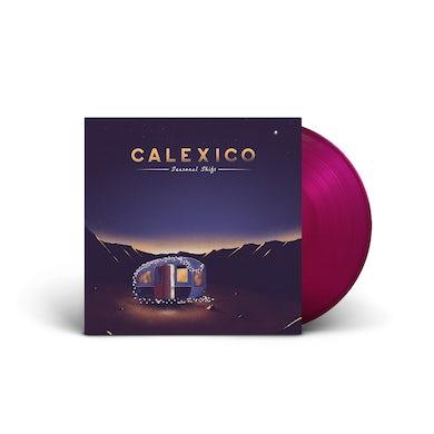 Calexico 'Seasonal Shift' Limited Edition Vinyl (Violet)