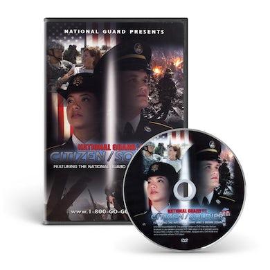 """3 Doors Down National Guard """"Citizen Soldier"""" DVD"""