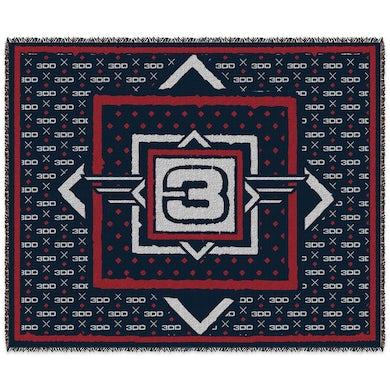 3 Doors Down Woven Blanket