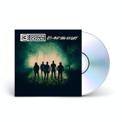 3 Doors Down Us and the Night CD