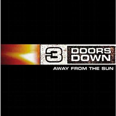 3 Doors Down Away from the Sun LP (Vinyl)