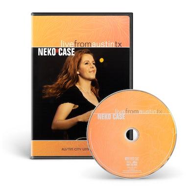 Neko Case Live From Austin TX - DVD