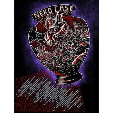 Neko Case Judge 2018 Tour Poster