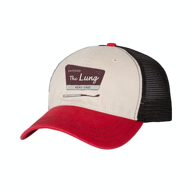Entering the Lung Hat