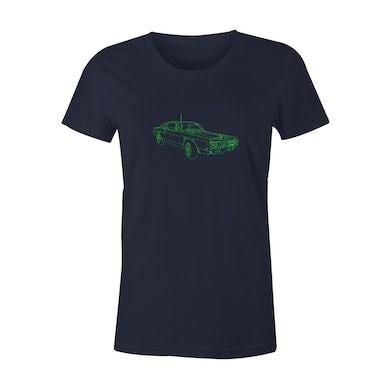 Neko Case Neko's '67 Mercury T-Shirt - Womens