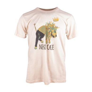 Neko Case Lion Tee - (Cream)
