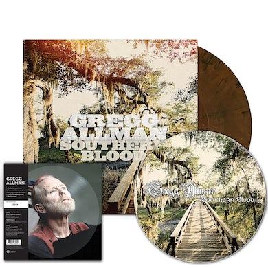 Gregg Allman Hot'lanta Bundle: Limited LP + Picture Disc + Turntable Mat (Vinyl)