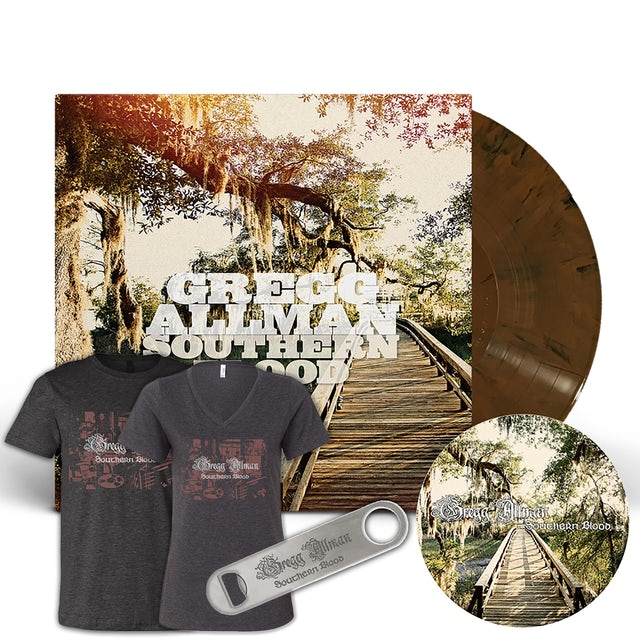 Gregg Allman Savannah Bundle