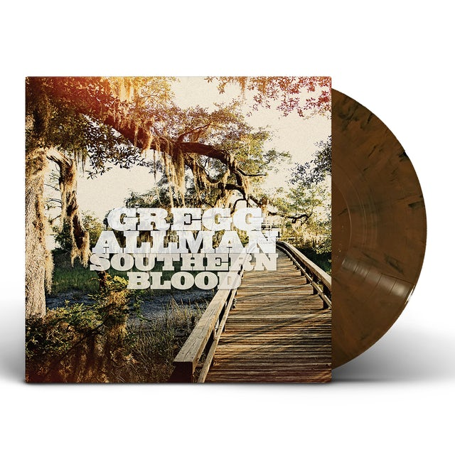 Gregg Allman Southern Blood Limited Edition LP (Vinyl)