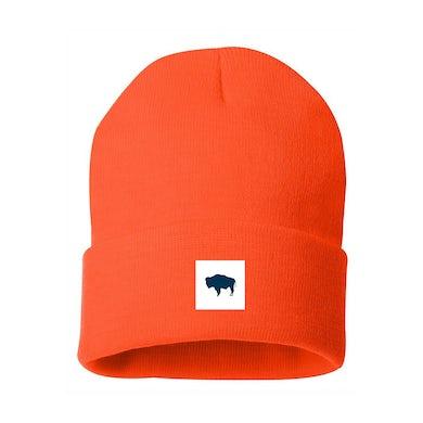 Ryan Hurd Buffalo Blaze Orange Beanie