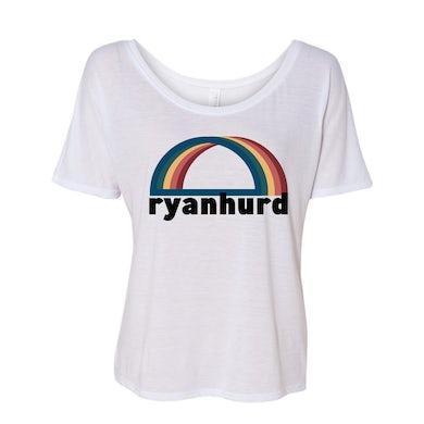 Ryan Hurd Rainbow Women's Tee