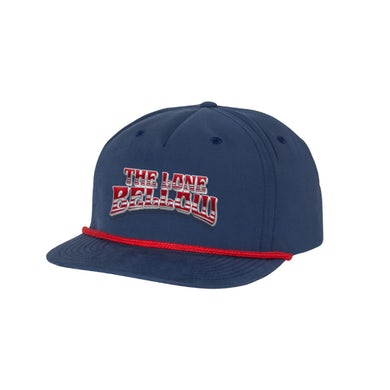 The Lone Bellow Blue Rope Hat