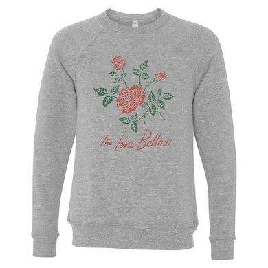 The Lone Bellow Unisex Red Rose Sweatshirt
