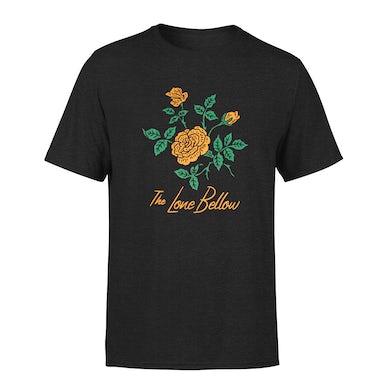 The Lone Bellow Unisex Yellow Rose Shirt