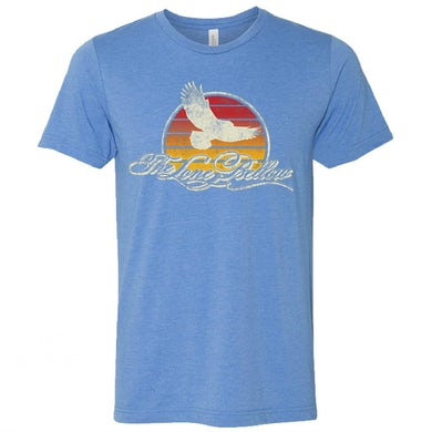 The Lone Bellow Unisex Blue Eagle Shirt