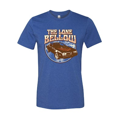 The Lone Bellow Trans Am Tee