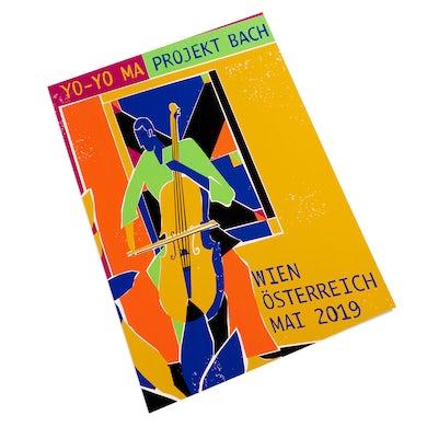 Yo-Yo Ma Bach Project - Vienna, Austria 2019