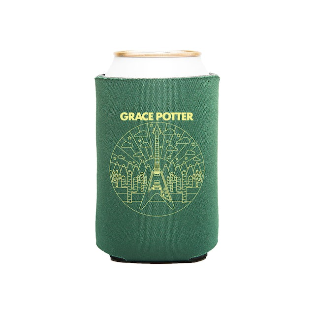 Grace Potter Flying V Can Cooler